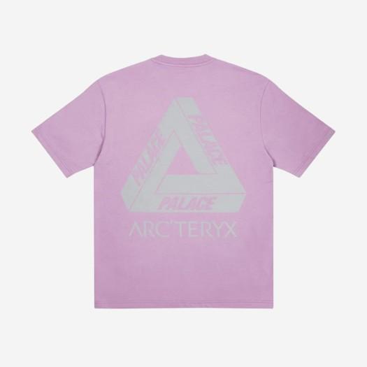 팔라스 x 아크테릭스 티셔츠 헤이즈 (20FW)