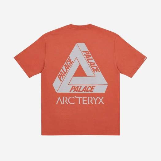 팔라스 x 아크테릭스 티셔츠 오커 (20FW)