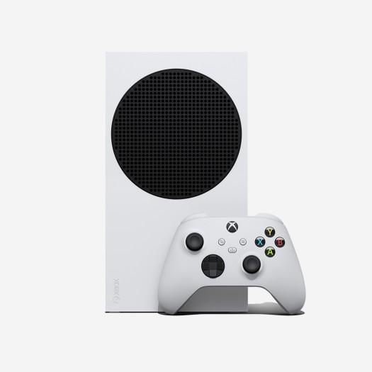 마이크로소프트 엑스박스 시리즈 S (한국 정식 발매 제품)