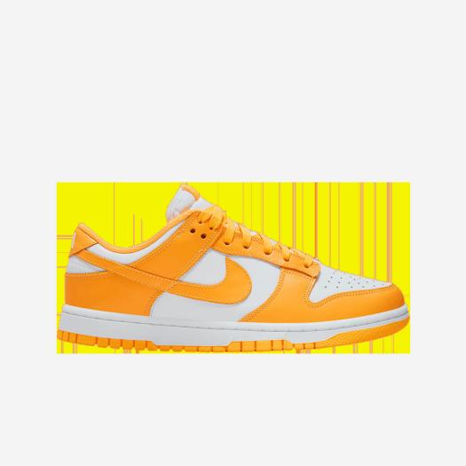 (W) 나이키 덩크 로우 레이저 오렌지