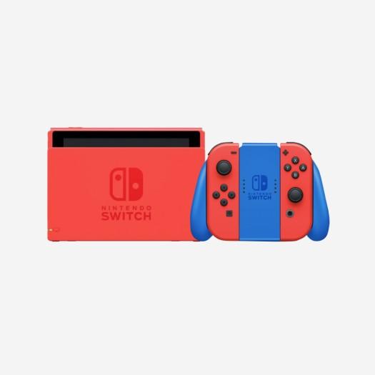 닌텐도 스위치 마리오 레드 X 블루 세트 (국내 정식 발매 제품)