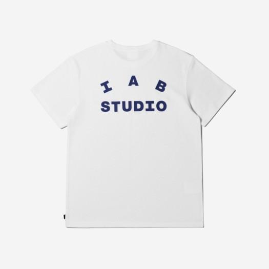 아이앱 스튜디오 티셔츠 화이트