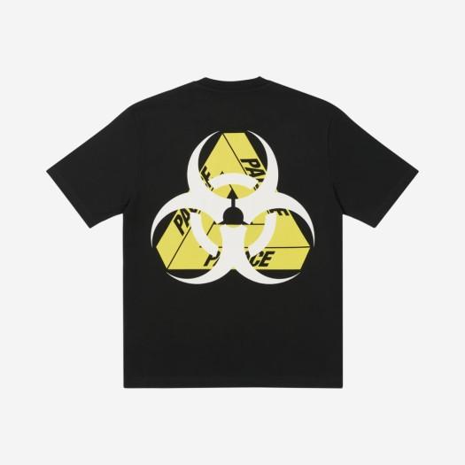 팔라스 바이오 하자드 티셔츠 블랙 (21SS)
