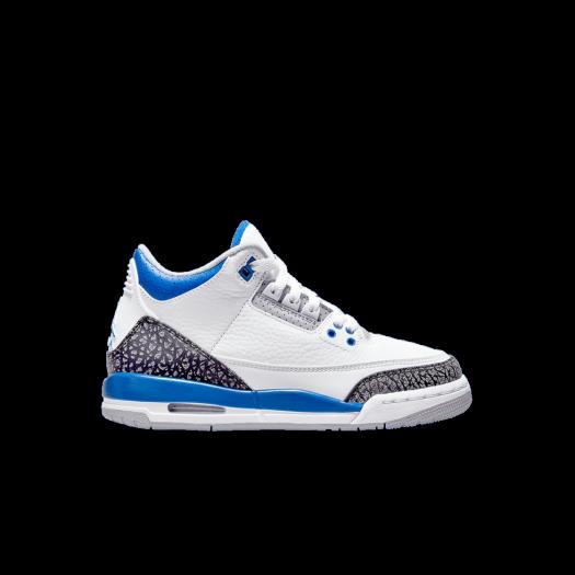 (GS) 조던 3 레트로 레이서 블루