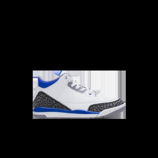 (PS) 조던 3 레트로 레이서 블루