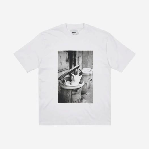 팔라스 x 유르겐 텔러 티셔츠 1 화이트 (21SS)