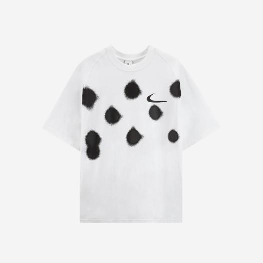 나이키 x 오프화이트 NRG 숏슬리브 티셔츠 화이트