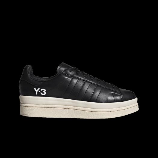 Y-3 히초 코어 블랙