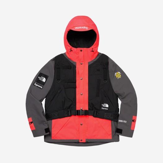 슈프림 x 노스페이스 RTG 자켓 + 베스트 레드 (20SS)
