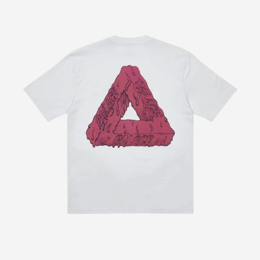 팔라스 트라이슬라임 티셔츠 화이트 (21SS)